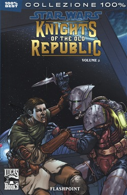 Image of Flashpoint. Star Wars: Knights of the old republic Vol. 2 - Jackson M