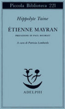 Image of Etienne Mayran - Hippolyte Taine