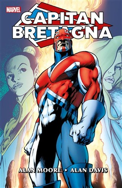 Capitan Bretagna (Marvel Collection)