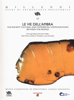 Image of Le vie dell'ambra. The ancient cultural and commercial communication