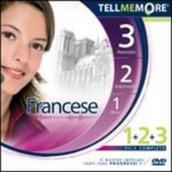 Image of Tell me more. Francese 1-2-3