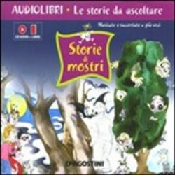 Storie di mostri. Con audiolibro. CD Audio