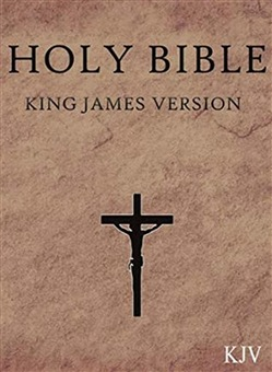 The King James Bible, Old and New Testaments [KJV]