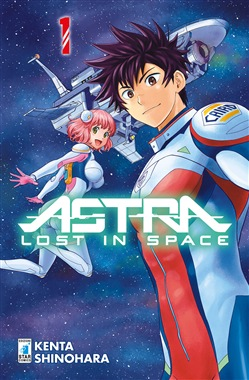 Astra. Lost in space. Vol. 1