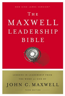 NKJV, Maxwell Leadership Bible, Third Edition, Ebook