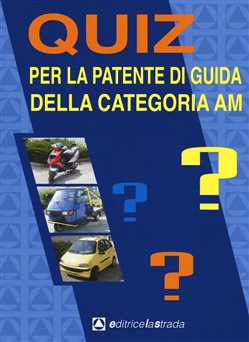 Image of Quiz per la patente di guida della categoria AM