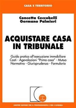 Image of        Acquistare casa in tribunale - Germano Palmieri ,Concetta Ceccobelli