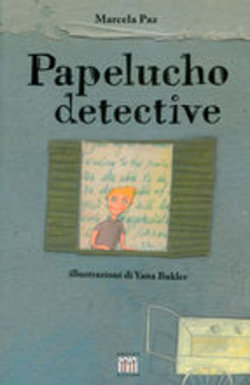 Image of Papelucho detective - Marcela Paz