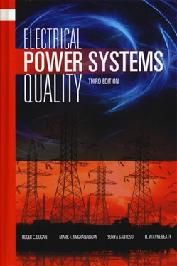 Image of Electrical power sistems quality - Dugan