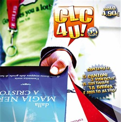 Image of CLC 4 you. La bibbia per computer. CD-ROM