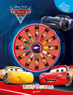 Cars 3. Libro pastello