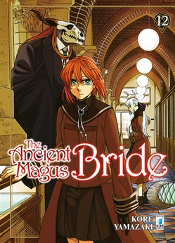 The ancient magus bride. Vol. 12