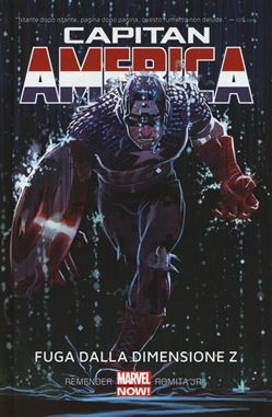 Fuga dalla dimensione Z. Capitan America Vol. 2