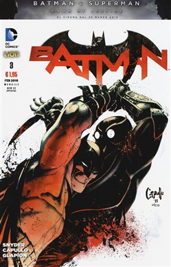 Image of Batman Vol. 3 - Snyder Scott,Greg Capullo