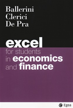 Excel for students in economics and finance