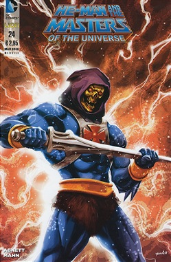 He-Man and the masters of the universe Vol. 24