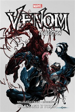 Venom collection. Vol. 6: Carnage e Toxin