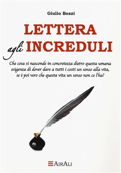 Image of LETTERA AGLI INCREDULI