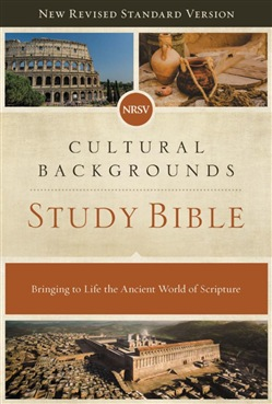 NRSV, Cultural Backgrounds Study Bible, eBook