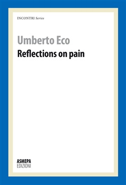 Image of Reflections on pain - Umberto Eco