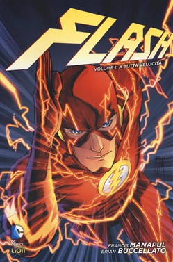 Image of Flash Vol. 1 - Francis Manapul