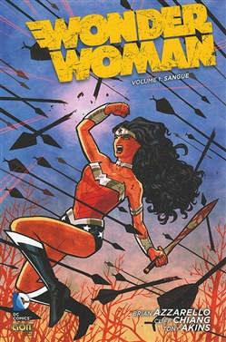 Image of Wonder Woman Vol. 1 - Brian Azzarello