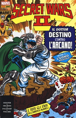 Il Dottor Destino contro l'Arcano! Secret Wars II Vol. 2