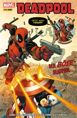 Deadpool - Der böse Deadpool