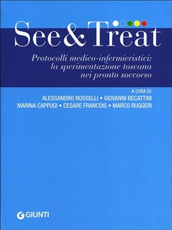Image of See & treat. Protocolli medico-infermieristici: la sperimentazione to