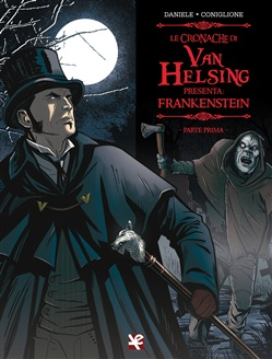 Image of Frankenstein. Le cronache di Van Helsing. Vol. 1 - Daniele Barbara,Co