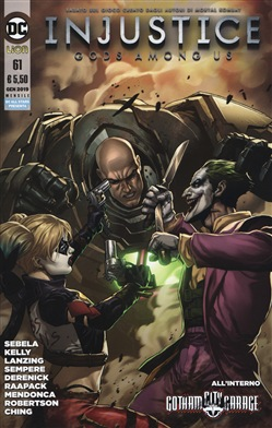 Injustice. Gods among us. Vol. 61