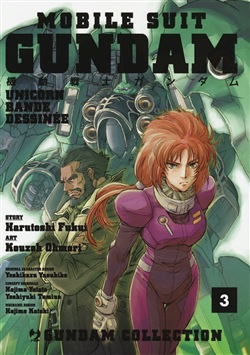 Mobile Suit Gundam Unicorn. Bande Dessinée. Vol. 3