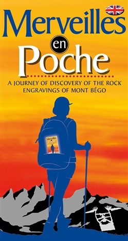 Image of Merveilles en poche. A journey of discovery of the rock engravings of