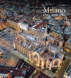 Image of MILANO VISTA DAL CIELO. VOLUME 1 - MILANO AS SEEN FROM THE SKY