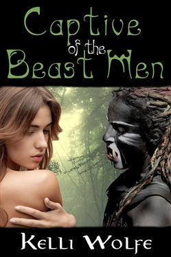 Captive of the Beast Men