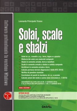 Solai, scale e sbalzi. Con software
