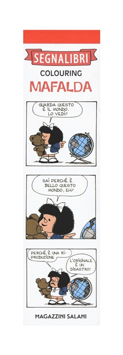 Mafalda. Segnalibri colouring. Vol. 1