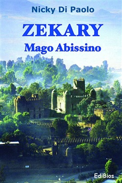 Image of Zekary. Mago abissino - Nicky Di Paolo