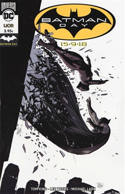 Batman day special. Batman annual (2018)