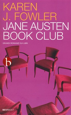 Image of Jane Austen book club - Karen J. Fowler