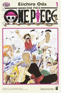One piece. New edition Vol. 1