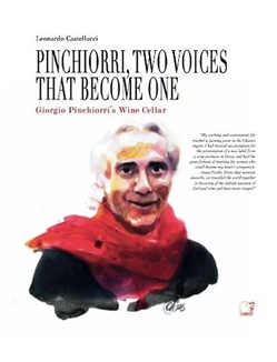 Pinchiorri, two voices that become one. Annie Féolde's Kitchen. Giorgio Pinchiorri's wine cellar