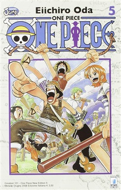 One piece. New edition Vol. 5