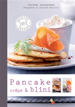 ancake, crepes e blini