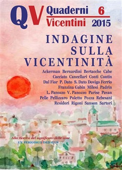 Image of Quaderni vicentini (2015) Vol. 6
