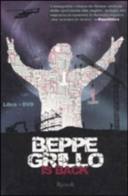 Beppe Grillo is back. Con DVD