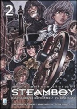Steamboy. Vol. 2