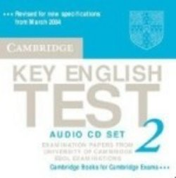 Key English Test 2 cd