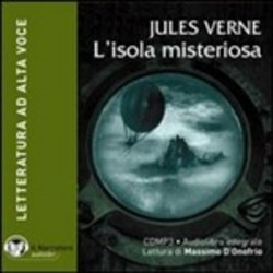 L'isola misteriosa. Con e-text. Audiolibro. CD Audio formato MP3. Ediz. integrale
