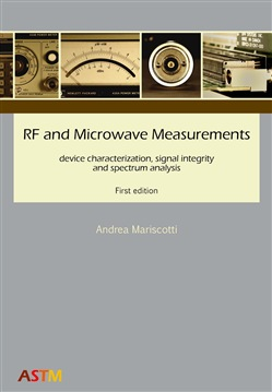 Image of RF and microwave measurements device characterization, signal integri